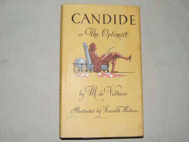 Essay On Candide