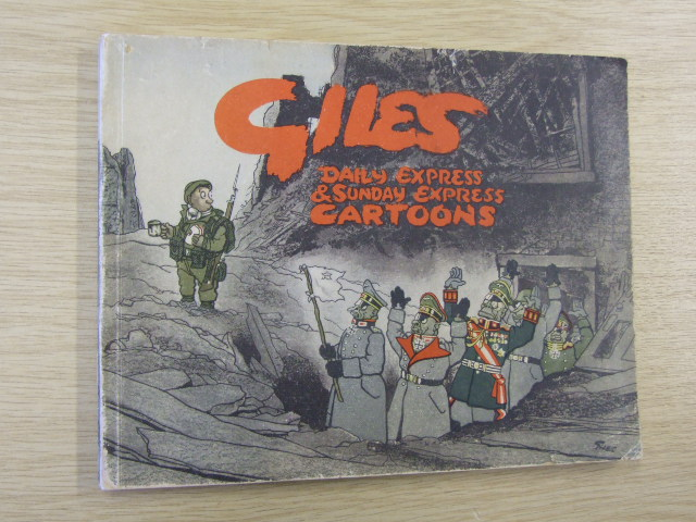 Giles Annual Number 1