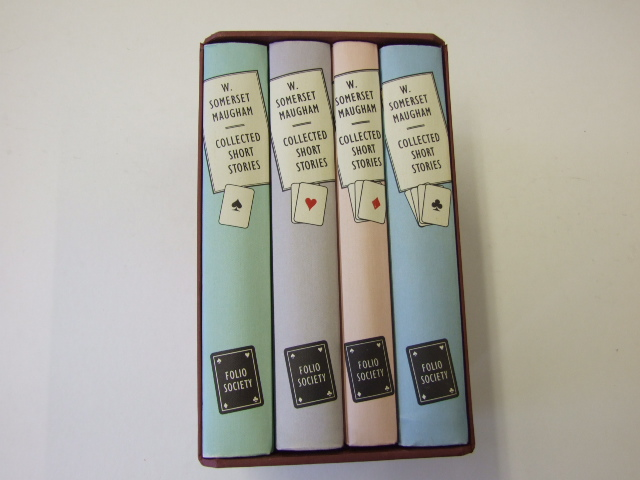 Collected Short Stories (4-Volume set)