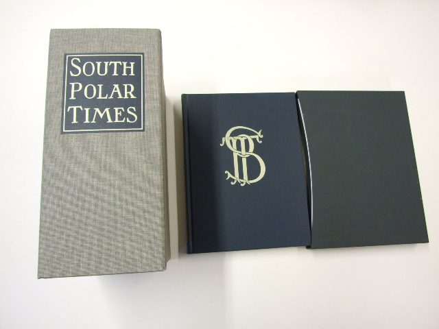 South Polar Times Limited Edition with commentary volume