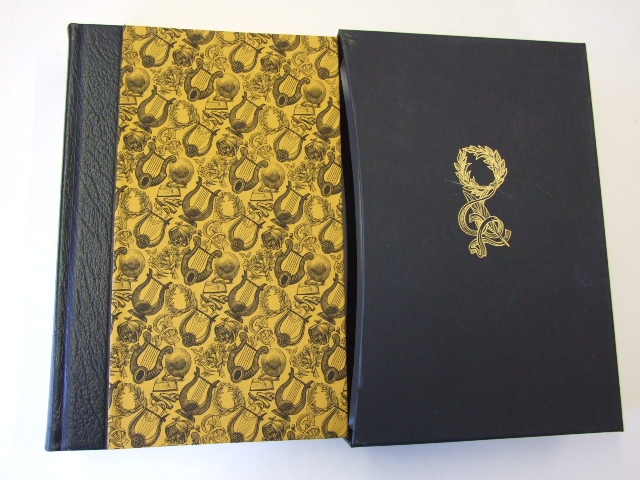The Folio Golden Treasury - The Best Songs and Lyrical Poems in the English Language