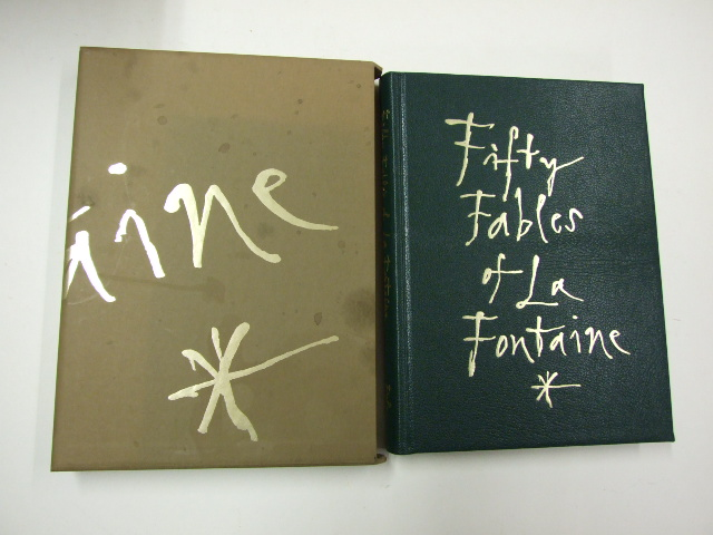 Fifty Fables of La Fontaine Limited Edition