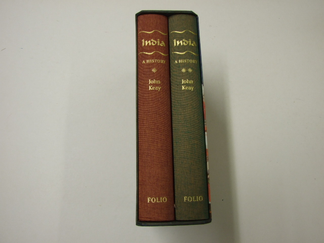 India A History (2 Volumes)
