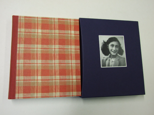 Anne Frank , The Diary of a Young Girl The Definitive Edition