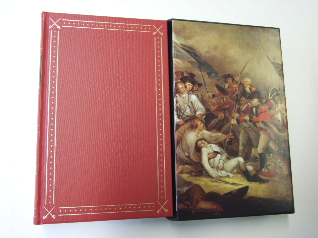 Redcoats and Rebels The War for America 1770 - 1781